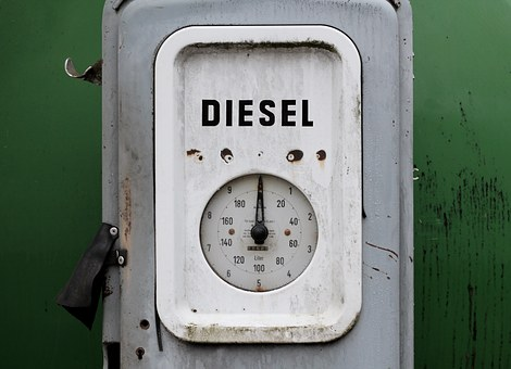 Diesel, Fuel Gauge, Petrol Stations