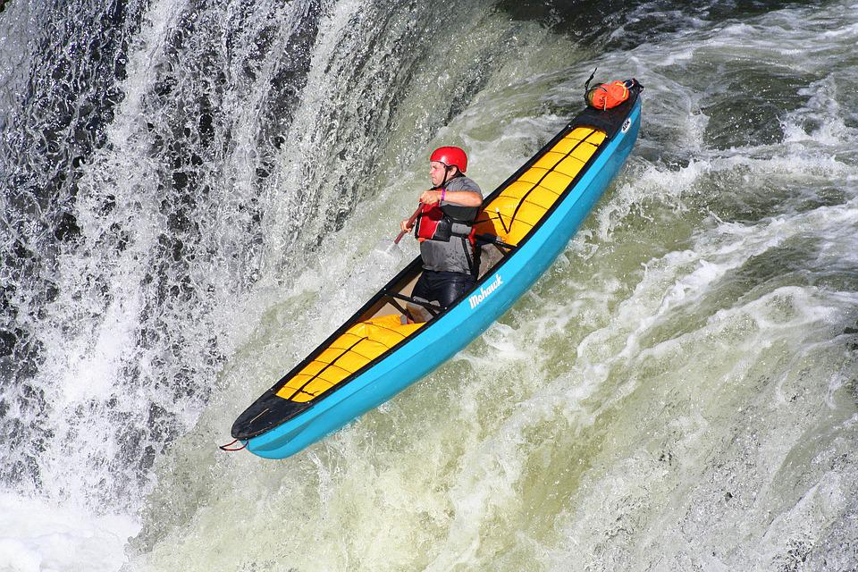 Free Photo Kayaking Extreme Kayak Water Free Image