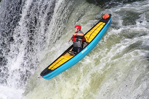 Kayaking, Extreme, Kayak, Water, Sport