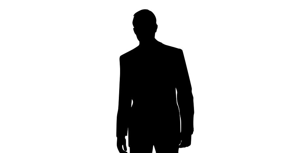 Man Shadow Suit · Free image on Pixabay