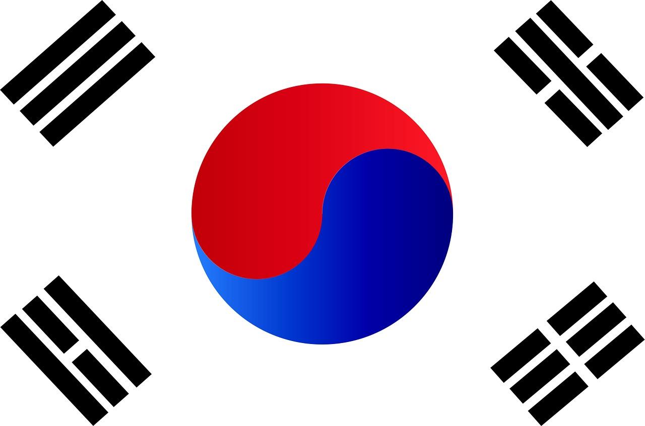 Картинки кореи флаг