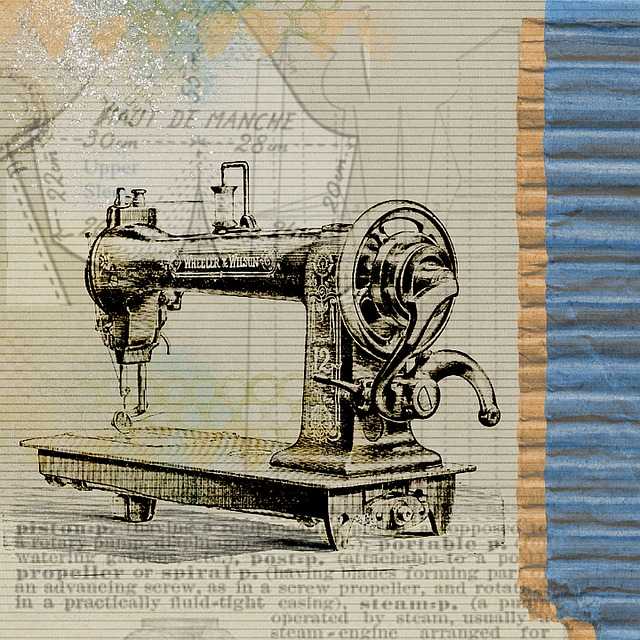 Wallpaper Treasure Who Invented The Automobile: Sewing Machine Vintage · Free Image On Pixabay