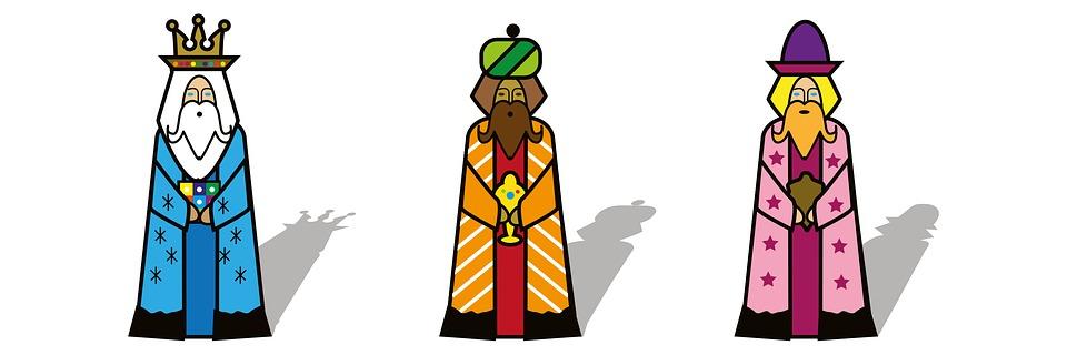 Hellige Tre Konger Hellig Gratis Billeder På Pixabay