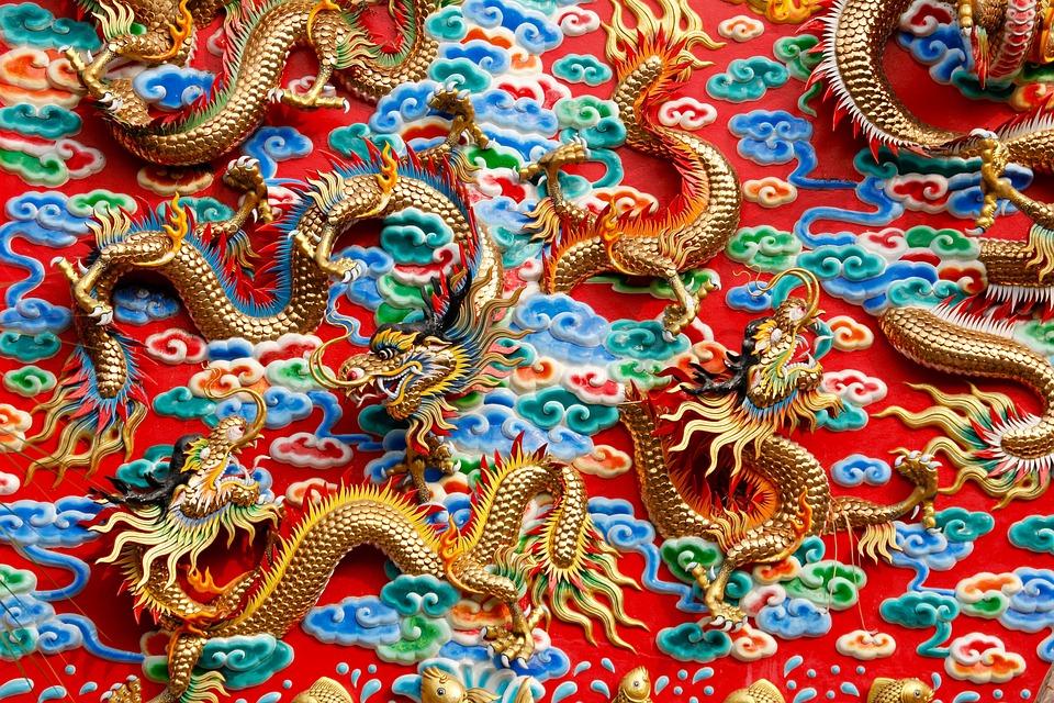 Dragons china thailand free photo on pixabay - Images de dragons ...