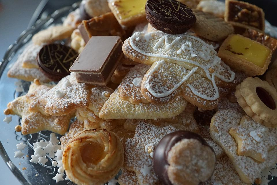 Cookie, Christmas, Sweet, Bake, Small Cakes, Cookies