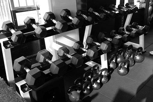 Cross Fit Zimmer Health Fitness Dumbbell G