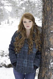 Ntural redhead abbey winters join. And