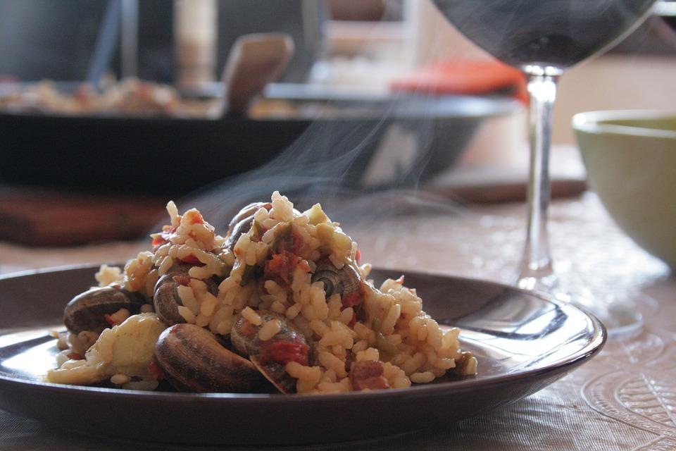 Ricette di cucina la paella