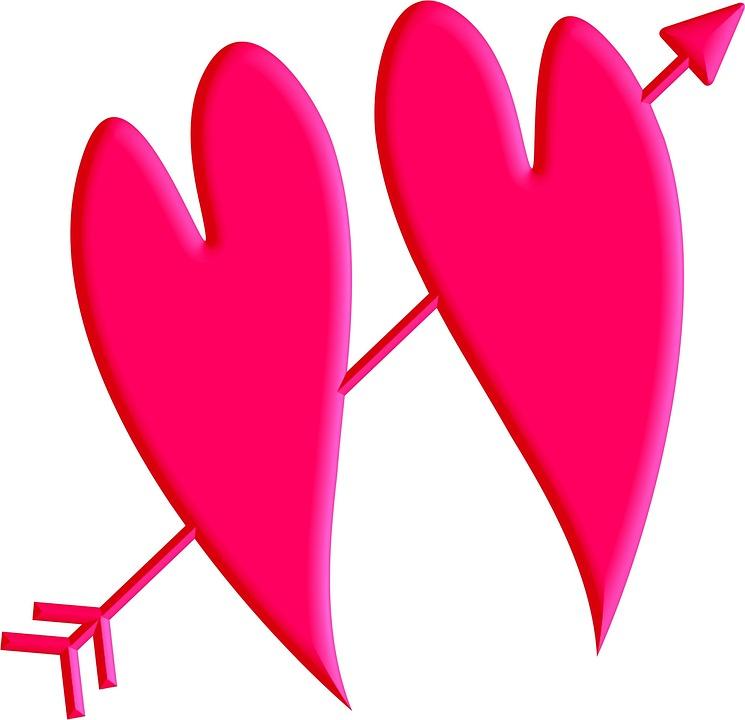 Love Romance Heart Free Image On Pixabay