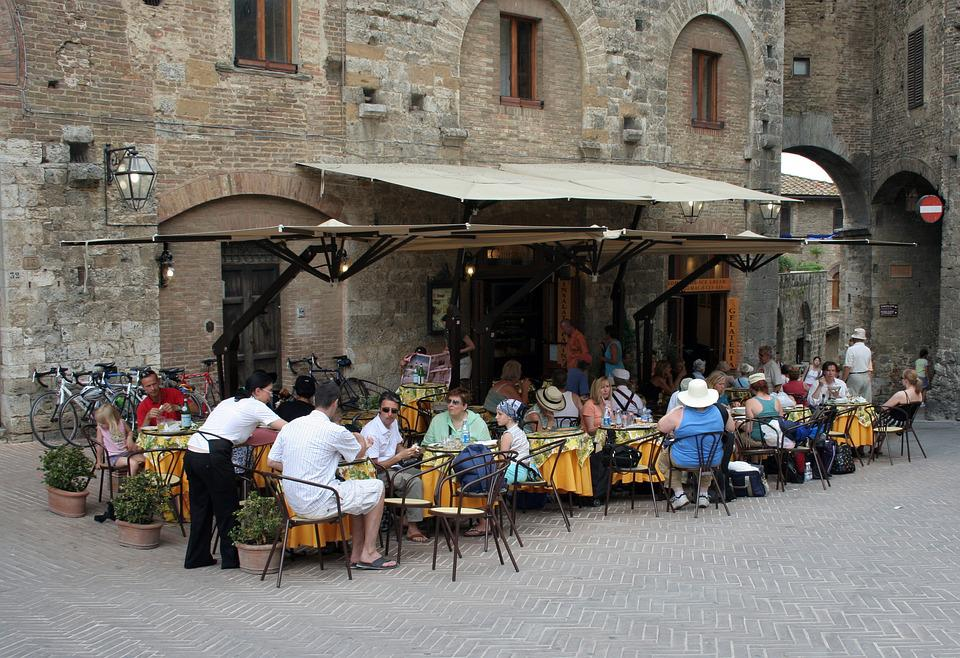 free photo italy tuscany village italian free image