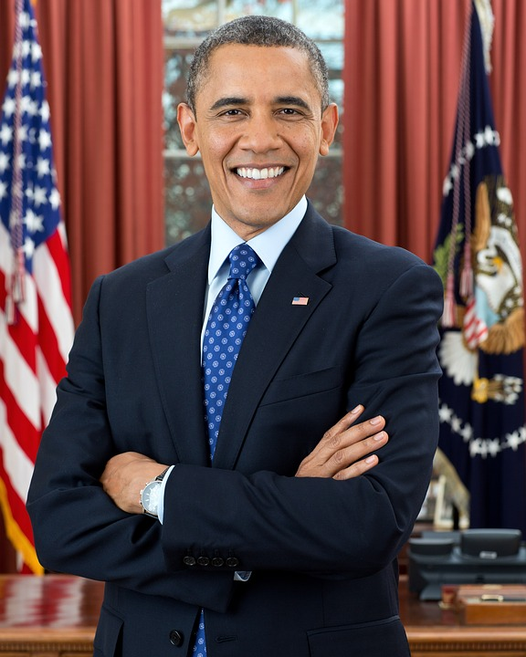 Barack Obama, 2012, Official Portrait