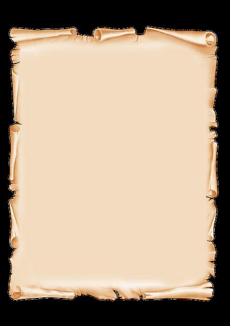 parchemin papier  u00b7 image gratuite sur pixabay