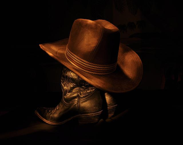 Cowboy Hat Boots 183 Free Photo On Pixabay