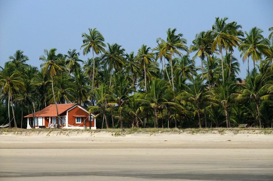 Goa Beach House - Free photo on Pixabay