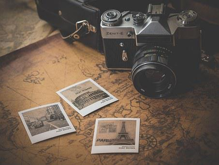 カメラ, 写真, お土産, 地図, 旅行, 休暇, 旅, ノスタルジア|Emotifブログ