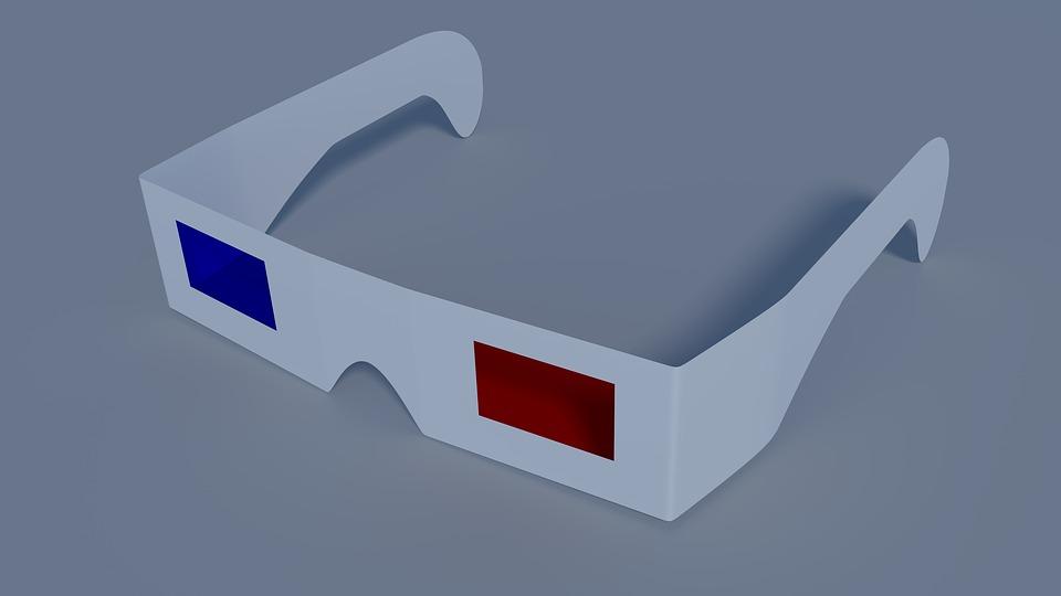 Sehen 3d Brille Kostenloses Bild Auf Pixabay
