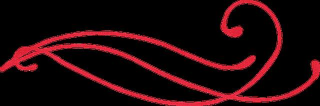 Swirl Red Decoration 183 Free Image On Pixabay