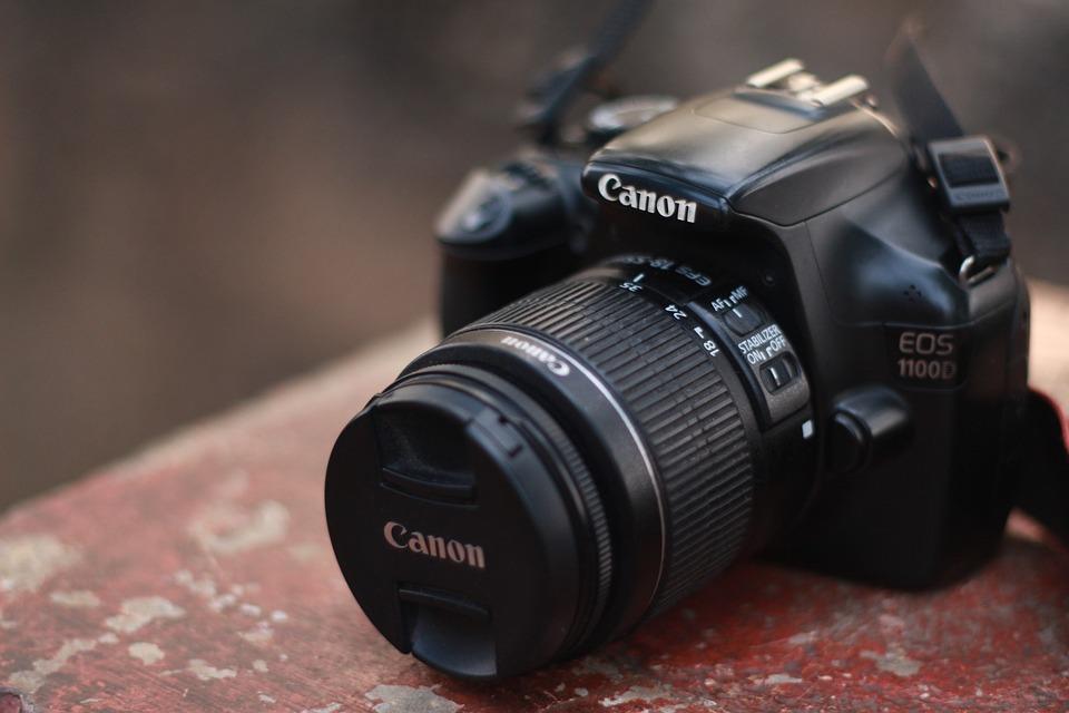 Canon EOS 1100D DSLR Drivers (2019)