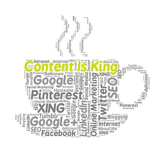 Content Is King, Online Marketing