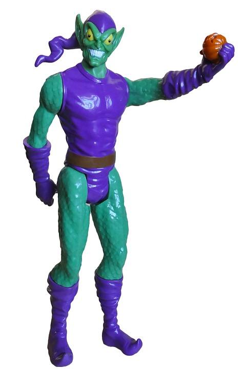 green goblin villain toys action figures criminal  sc 1 st  Pixabay & Green Goblin Villain Toys · Free photo on Pixabay