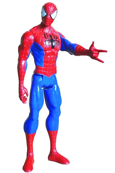 hros spiderman super araigne puissance la force