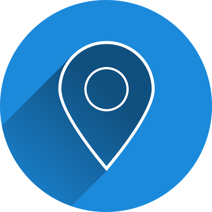 Location Position You Are Here Free Vector Graphic On Pixabay