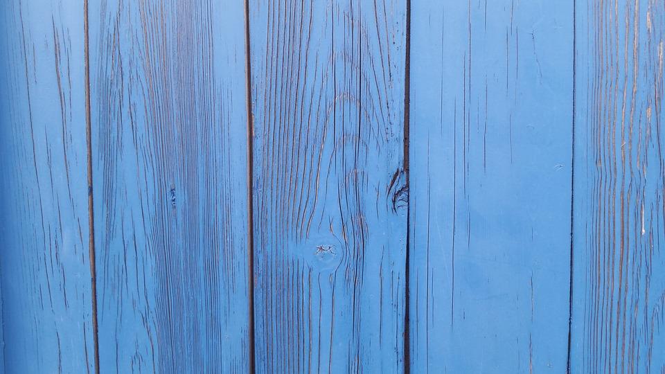 Foto Gratis: Textura, Fondo, Azul, Madera