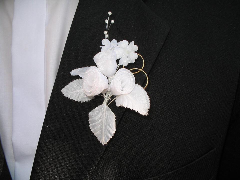 photo gratuite boutonni re epoux mariage fleur image. Black Bedroom Furniture Sets. Home Design Ideas