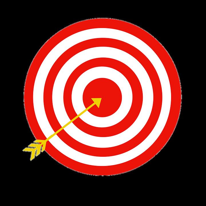 target bullseye free image on pixabay rh pixabay com Free Target Images Bullseye target bullseye clipart free