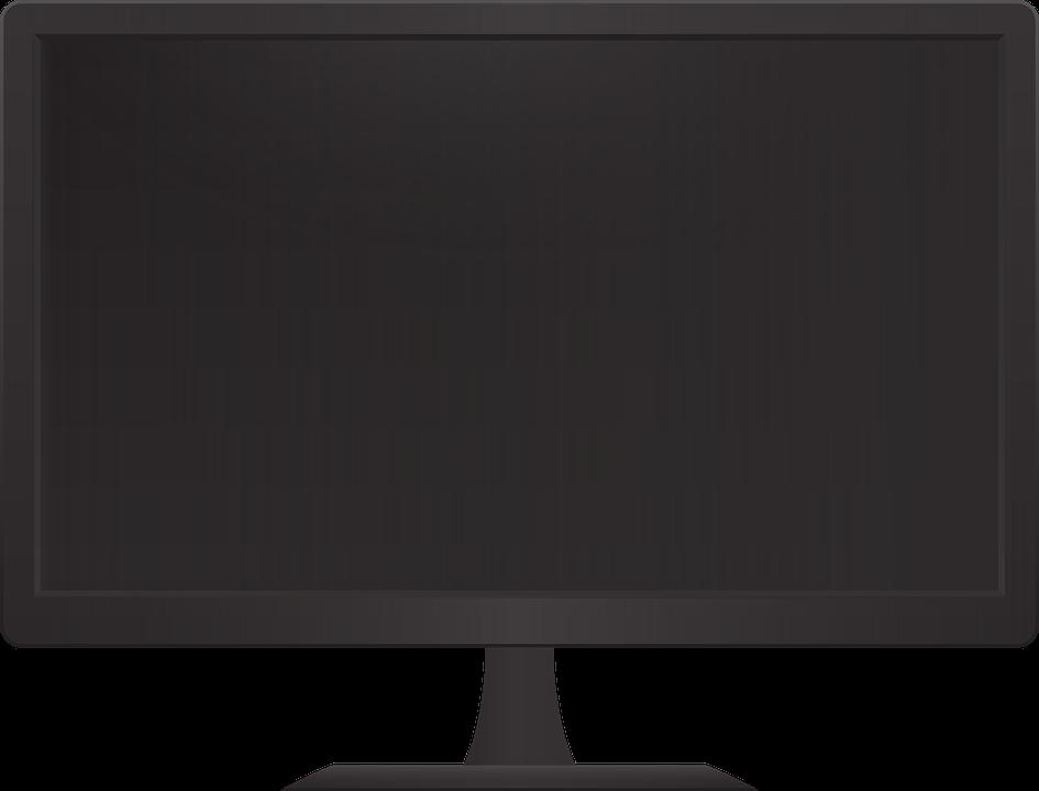 image vectorielle gratuite moniteur ordinateur de bureau image gratuite sur pixabay 1135350. Black Bedroom Furniture Sets. Home Design Ideas