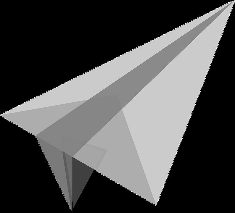 image vectorielle gratuite avion papier petits origami image gratuite sur pixabay 1135470. Black Bedroom Furniture Sets. Home Design Ideas
