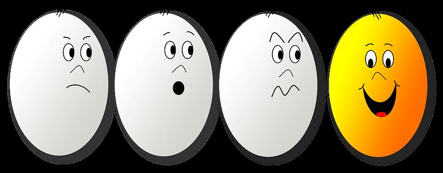 Eier, Ostereier, Ostern, Frohe Ostern