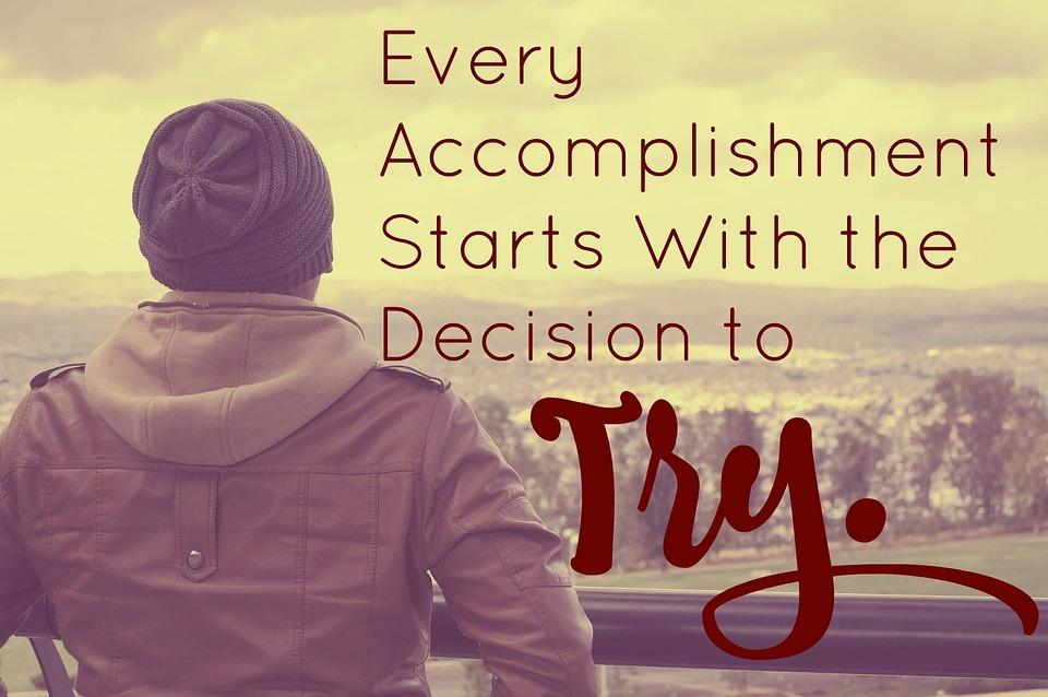 Accomplish Quote Motivation Free Photo On Pixabay