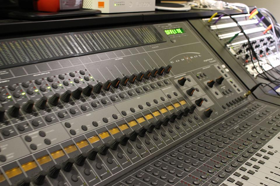 mixer music sampling recording free photo on pixabay. Black Bedroom Furniture Sets. Home Design Ideas
