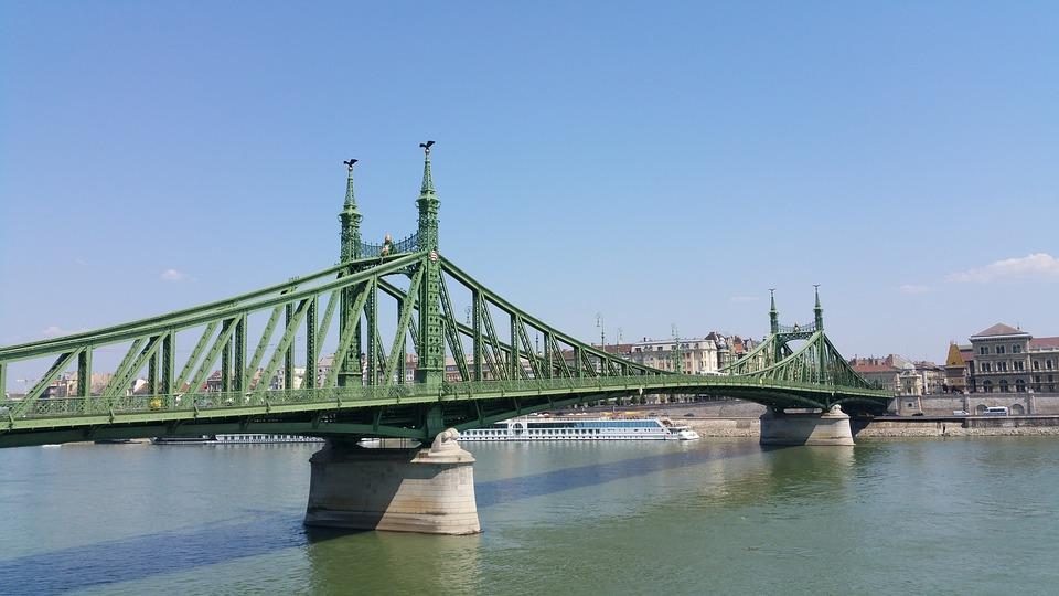 Photo Gratuite Budapest Pont Hongrie Danube Image