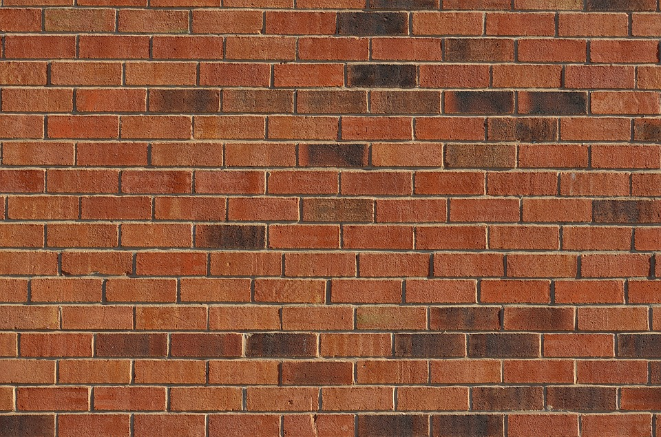 Free Photo Brick Wall Brick Wall House Free Image On