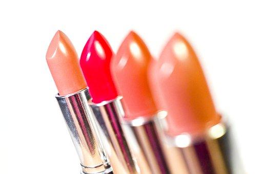 Lipstick, Cosmetics, Face, Beauty