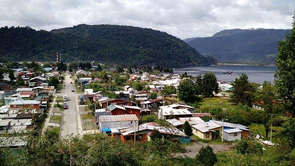 Puerto Cisnes, Región De Aysén, Chile