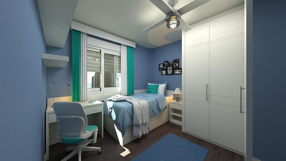 Schlafzimmer Zimmer Jugend · Kostenloses Foto auf Pixabay