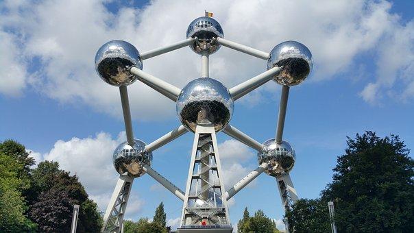 Belgium, Brussels, Atomium, Brussels