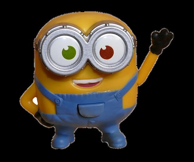 Toys Minions Plaything · Free photo on Pixabay