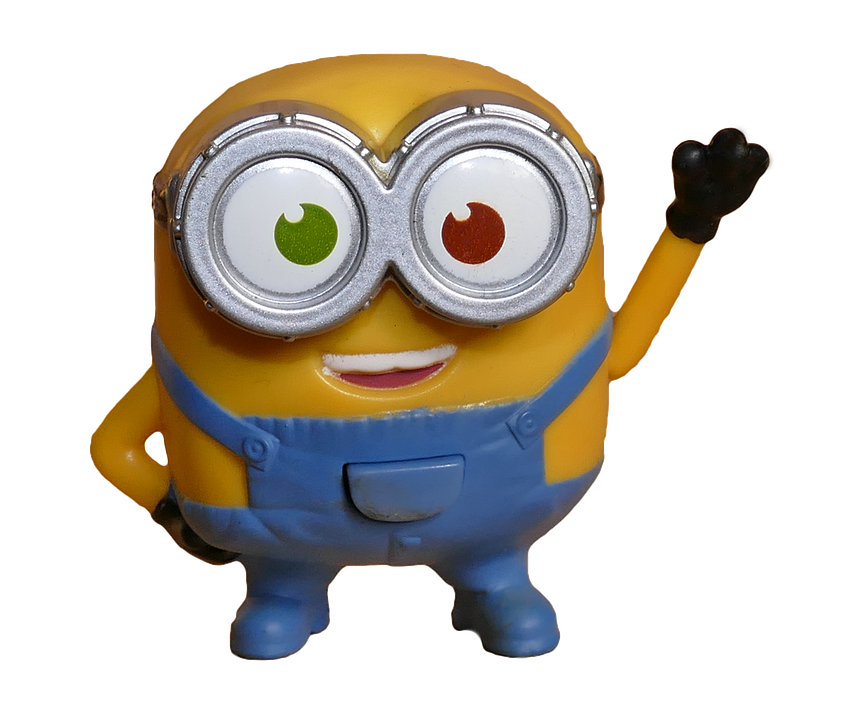 Toys Minions Plaything Free Photo On Pixabay