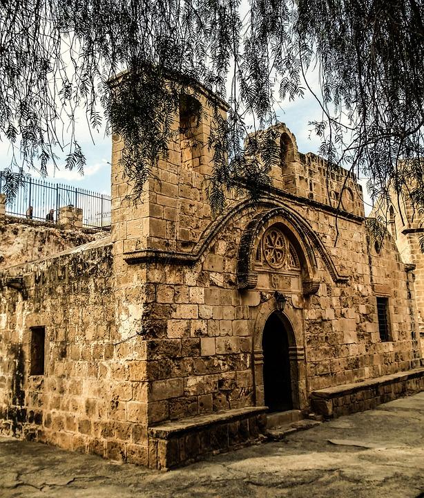 Cyprus, Ayia Napa, Monastery, Medieval