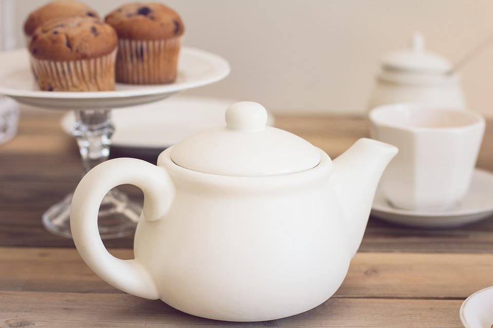 Tea Party Teapot 183 Free Photo On Pixabay