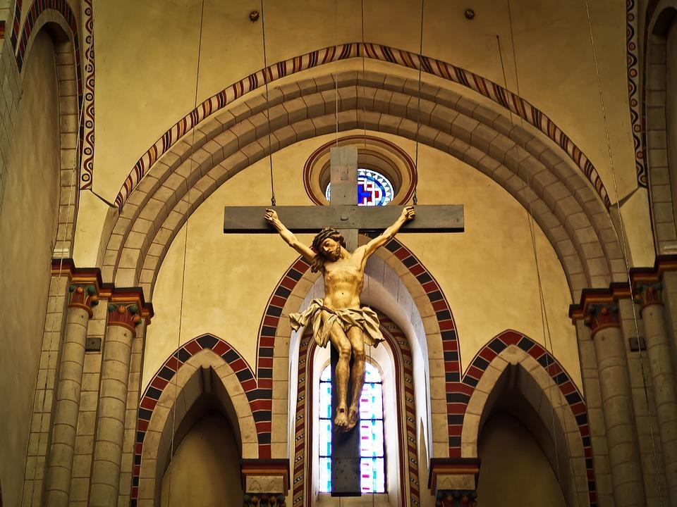 Christ Church Picture: Kostenloses Foto: Kirche, Kreuz, Glaube, Religion