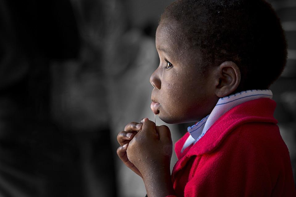 Huérfano, Soledad, África, Africano, Infancia, Niño