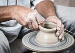 ceramika, handmade, puchar