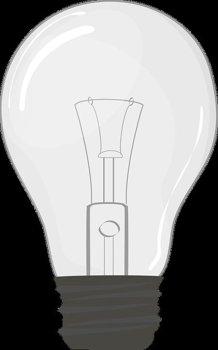 Free illustration: Light Bulb, Clip Art, Idea - Free Image on ...