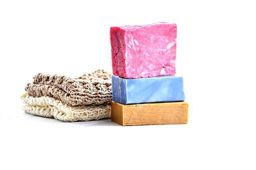 Handmade Soap Cold Process Craft Natural O
