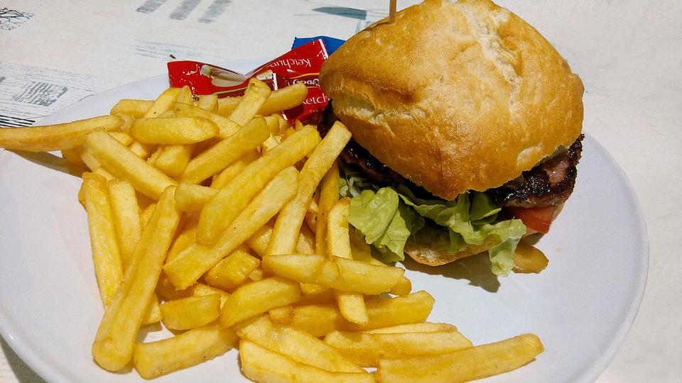 Junk Food Essay